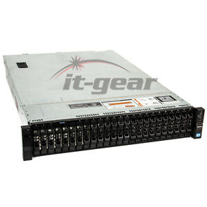 Dell PowerEdge R720xd 24bay,2 heatsinks, no proc, no ram, perc h710,1x1100w psu