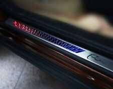 LED Door sill scuff plate Guard For Toyota RAV4 2013 2014 2015 2016 2017