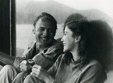BRUNO GANZ TERESA MADRUGA DANS LA VILLE BLANCHE 1983 VINTAGE PHOTO ORIGINAL