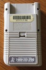 Nintendo Original Game Boy DMG-01 Gameboy - Tested Works 1989 Classic Grey