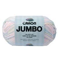Caron Jumbo Print Yarn-Baby Rainbow, 294009-9010