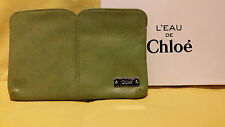 Chloe Parfums Faux Leather Cosmetic Bag