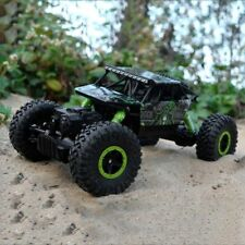 1/18 2.4Ghz 4WD Radio Remote Control Rock Crawler Drive RC Car Toy Off-Road Gift