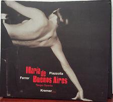 Astor Piazzolla: Mar¡a de Buenos Aires by Kremerata Musica/Gidon Kremer (CD,...
