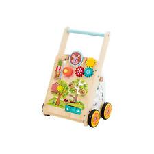 Lauflernwagen Baby Lernhilfe Laufwagen Walker Lauflernhilfe Gehfrei echt Holz