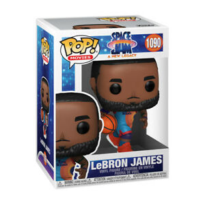Space Jam: A New Legacy Funko Pop! Lebron James #1090