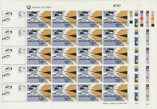 Europa CEPT seguace 1986-Cipro Cyprus 666-68 piccoli archi ** - Michel: 150,00