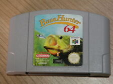 Nintendo 64 Game - BASS HUNTER 64 - N64 FREE International Shipping Rare Retro