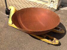 Edelrost Feuerschale Rost Pflanzschale 100cm 2mm Gartendeko Metall Eisen