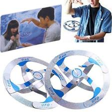 Amazing Mystery UFO Floating Flying Disk Saucer Magic Cool Trick Toy Hot Sale CI