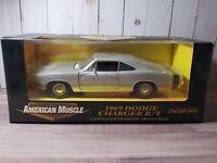 Ertl American Muscle 1969 Dodge Charger R/T 1:18 Scale Diecast Mopar Model Car