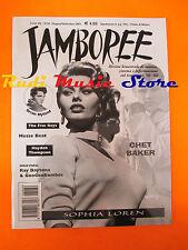 rivista JAMBOREE 39/2003 Sophia Loren Ray Daytona Chet Baker Brian Hyland No cd