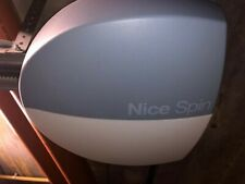 Kit moteur porte de garage Nice spin SNA2 - État nickel