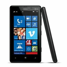 Nokia Lumia 820 8GB - Black (EE) Smartphone - Grade B - Free 12 Months Warranty