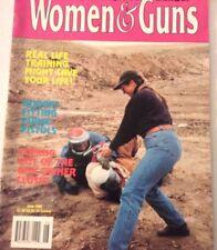 Women & Guns Magazine Real Life Training June 1996 072917nonrh