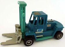 Kentoys Gabelstapler 1999 blau grün silber AMT