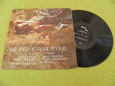 Grand Encounter 2° East 3° West / John Lewis / Bill Perkins / 1956 S.A. PJ 1217