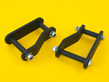 """Rear Shackle 2"""" Leveling Kit 