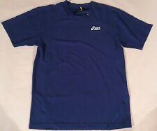 Asics Sport T-shirt Kinder Gr. 158 blau  Funktionskleidung FunktionsT-Shirt NEU