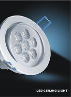 I LumoS LED Ceiling Recessed Spot Light Downlight Tiltable Spotlight