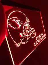 NFL Arizona Cardinals  LED Neon Sign for Game Room,Office,Bar,Man Cave, Decor
