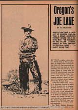 Oregons Joe Lane First Territorial Governor + Genealogy
