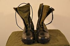 UNISSUED BELLEVILLE JUNGLE BOOTS - DATED 1987 - PANAMA SOLE - SIZE 6.5 XN -