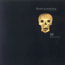 Cult (Special Edition 2001) by Apocalyptica (CD, Apr-2001, Universal/Island)