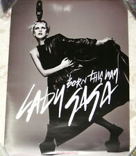 Lady Gaga Born This Way Taiwan Promo Poster