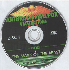 Anthrax, Smallpox Vaccines & the Mark of the Beast - Dr Len Horowitz (2 DVDs)