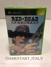 RED DEAD REVOLVER (XBOX) NUOVO SIGILLATO COME DA FOTO
