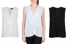 Unbranded Waist Length Semi Fitted Tops & Shirts for Women