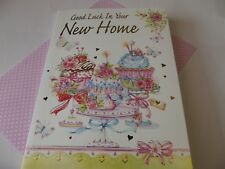 Good Luck in Your Home-greetings Card