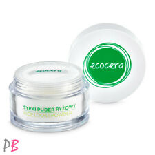Ecocera Rice Loose Powder Face Fixer Vegan 15g Translucent Setting No Talc