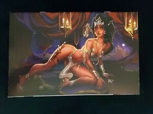 DEJAH THORIS #1 NEI RUFFINO VIRGIN HORIZONTAL EXCLUSIVE