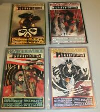 COMPLETE SET Wolverine Havok Meltdown 1-4 NM X-men Mini Series Prestige Format