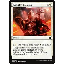 2x MTG Apostle's Blessing NM - Modern Masters 2015