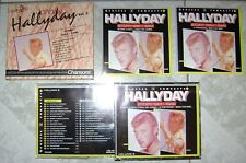 COFFRET 2 CD JOHNNY HALLYDAY VOL.2 STORY 1961 - 1966