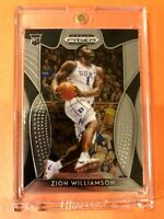 Zion Williamson 2019-20 PANINI PRIZM HOT ROOKIE CARD DRAFT PICKS RC #1 - Mint!