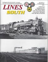 Lines South: ATLANTIC COAST LINE & SEABOARD AIR LINE, 1st Qtr. 2017 (BRAND NEW)