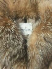 Cappotti e giacche da donna Moncler pelliccia