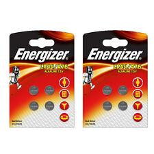 8 x Energizer LR44 A76 AG13 G13A exp piles alcalines 1 357 303.5V: 2020