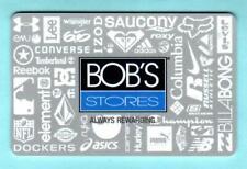 BOB'S STORES Always Rewarding 2012 Gift Card ( $0 )