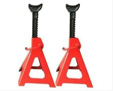 Set of 6 Ton High Lift Jack Stands Pair Auto Garage Tools