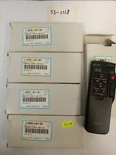 * 1x NEW Sony RMT-509 Video 8 Camcorder Remote Control CCD-FX310 CCD-FX311