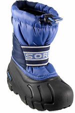 6 M Kids Childrens SOREL CUB Winter Snow Boots - Waterproof Insulated