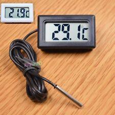Digital LCD Thermometer for Refrigerator Fridge Freezer Temperature -50~110 NS