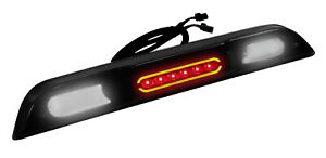 2015-2019 Ford F150 Smoked RECON Ultra High Power LED Rear Third 3rd Brake Light