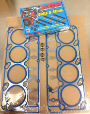 Ford 6.0L Powerstroke Diesel OEM 18MM Head Gasket Kit & ARP Head Studs Pair