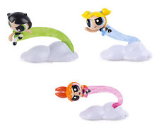 THE POWER PUFF GIRLS RIDE THE RAY VEHICLE - BUBBIES BUTTERCUP BLOSSOM NEW